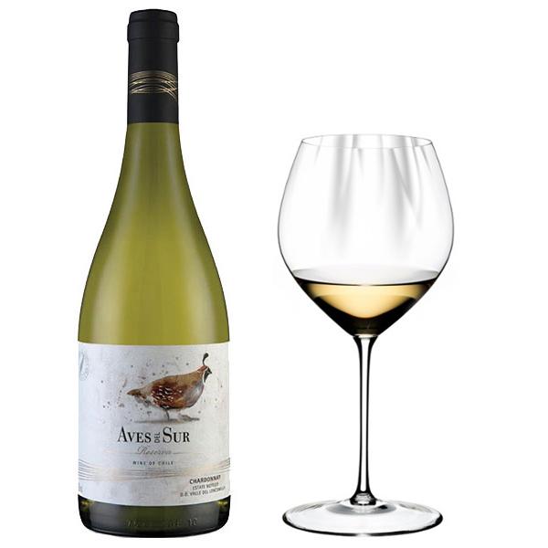 Rượu vang Aves Del Sur Reserva Chardonnay
