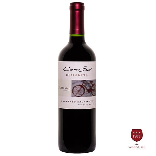 Rượu vang Cono Sur Bicicleta Cabernet Sauvignon