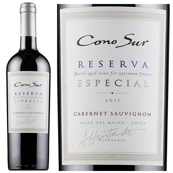 Rượu vang Cono Sur Reserva Especial Cabernet Sauvignon