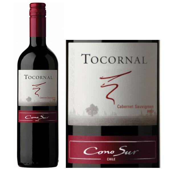 Rượu vang Cono Sur Tocornal Cabernet Sauvignon Tinto
