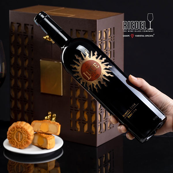 Rượu vang Luce Della Vite