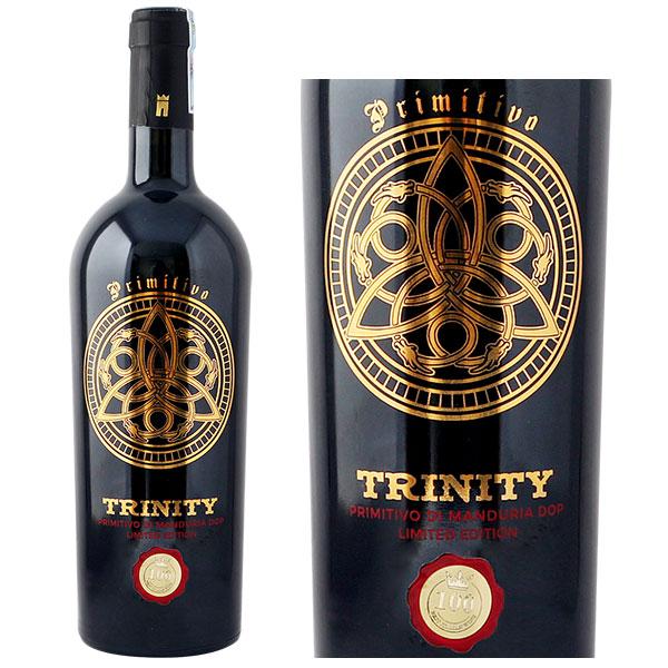 Rượu Vang TRINITY Primitivo