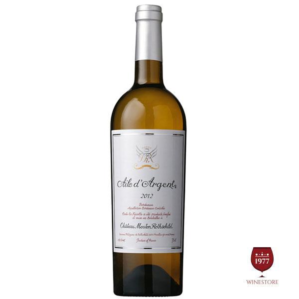 Rượu Vang Aile D'Argent Chateau Mouton Rothschild