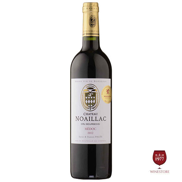 Rượu Vang Pháp Chateau Noaillac Medoc