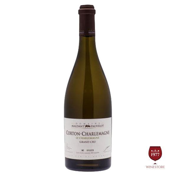Rượu Vang Pháp Maldant Pauvelot Corton Charlemagne