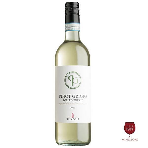 Rượu Vang Ý Pinot Grigio Delle Venezie