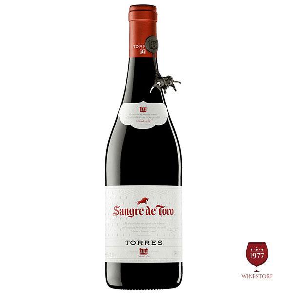 Rượu Vang Torres Sangre De Toro Red