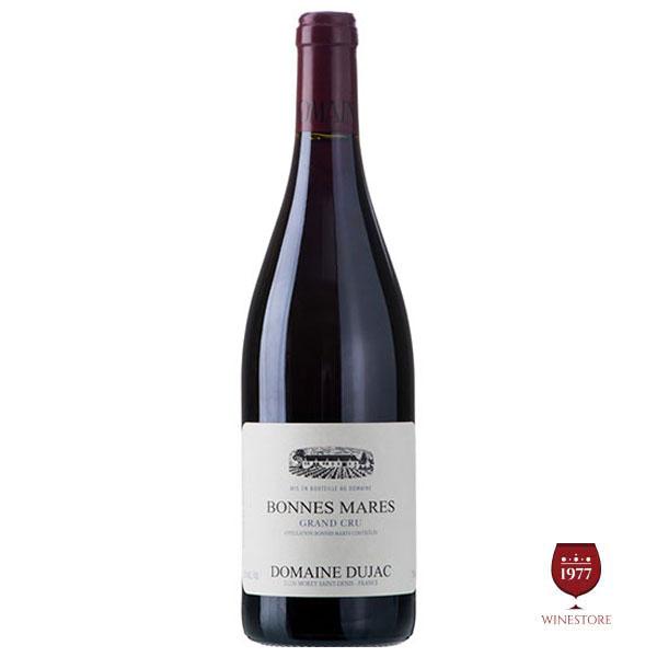 Rượu Vang Pháp Bonnes Mares Grand Cru