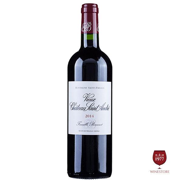 Rượu Vang Pháp Vieux Chateau Saint Andre