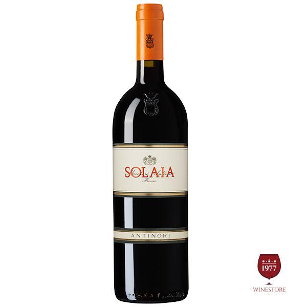 Rượu Vang Ý Antinori Solaia