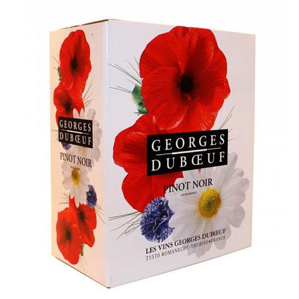Rượu Vang Bịch Pháp Georges Duboeuf 3L