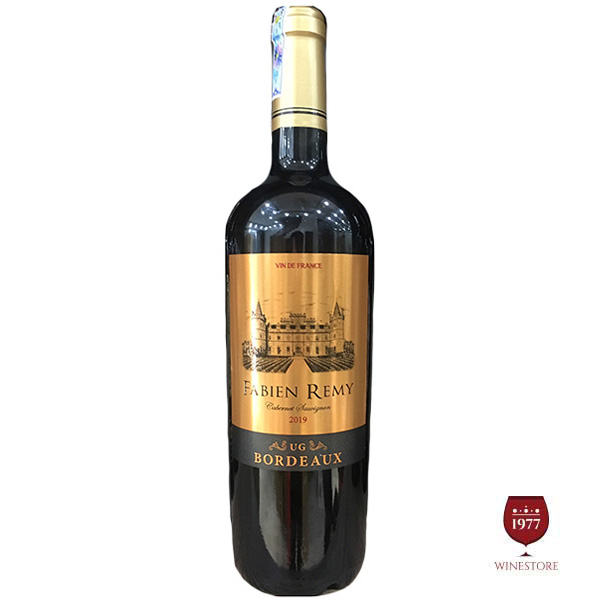 Rượu Vang Đỏ Fabien Remy Bordeaux