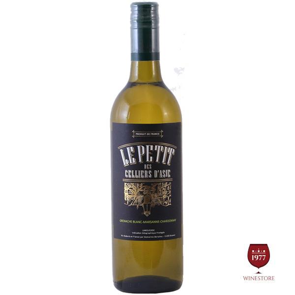Rượu Vang Pháp Le Petit Des Celliers D'Asie
