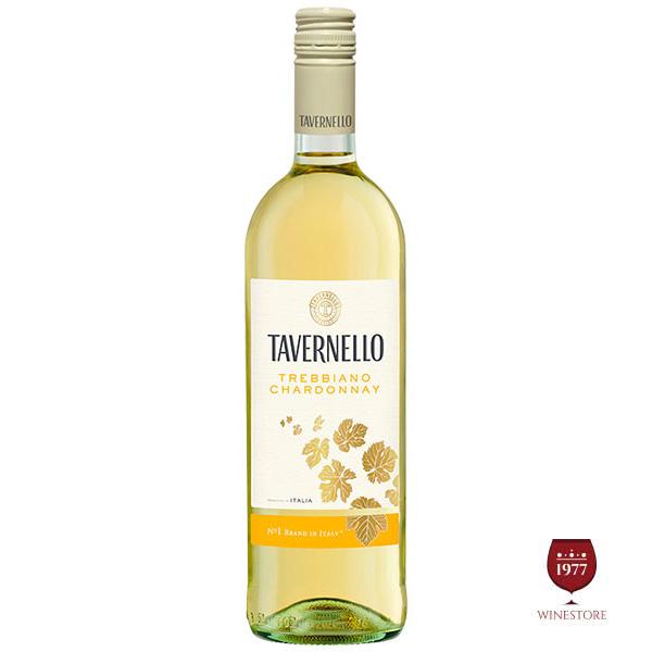 Rượu Vang Trắng Tavernello Rubicone