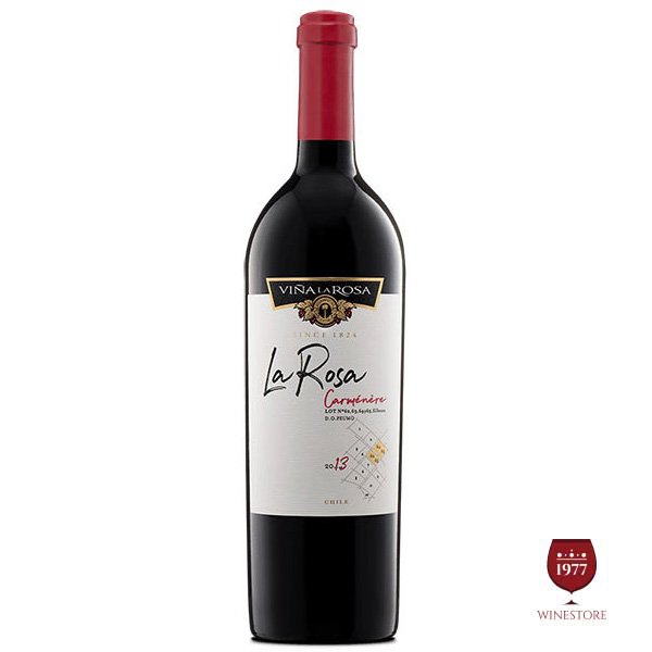 Rượu Vang Chile La Rosa Icon Wine