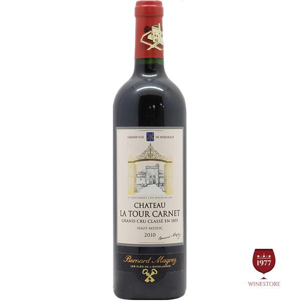 Rượu Vang Pháp Chateau Latour Carnet