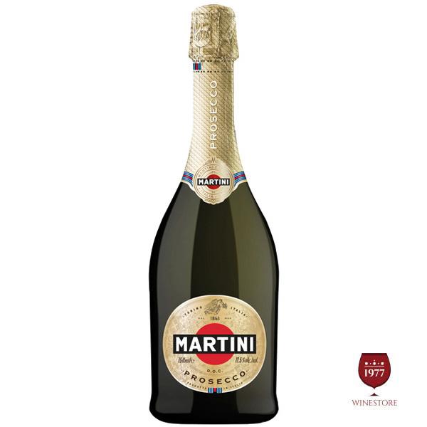 Rượu Sâm Banh Martini Prosecco
