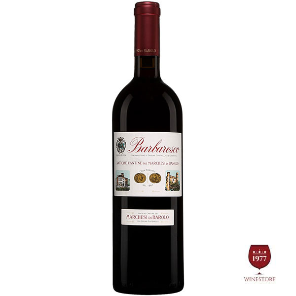 Rượu Vang Marchesi Di Barolo Barbaresco